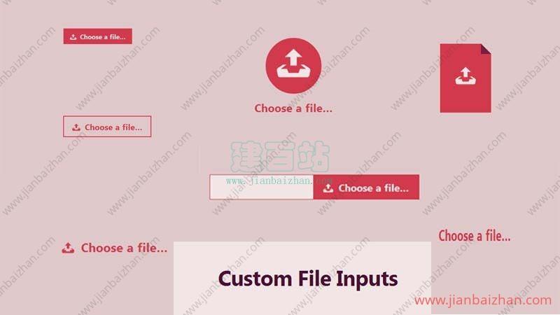 jquery+css美化图片上传按键效果,美化选择文件效果